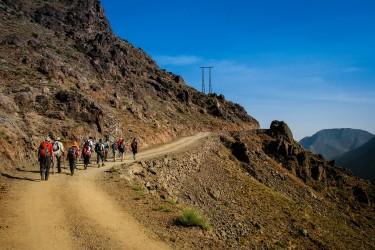 Trek & Ascension du Toubkal