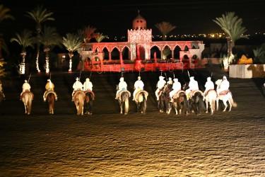 Restaurant chez Ali Marrakech - Diner & spectacle Fantasia