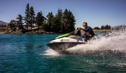 Jet Ski au Lac Lalla Takerkoust