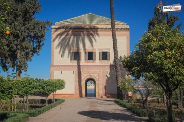 Visite de Ville: Marrakech en ½ Journée